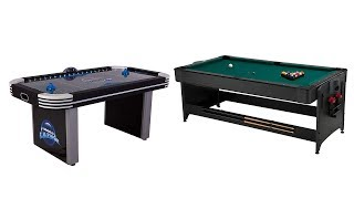 The Best Air Hockey Tables - Top 5 Air Hockey Tables Reviews