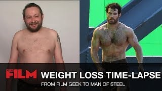 Film Geek Weight Loss Time-Lapse Transformation