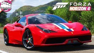 FORZA HORIZON 4 - Kleines, feines neues Multiplayerformat (ohne Namen) - Forza Horizon 4 MULTIPLAYER