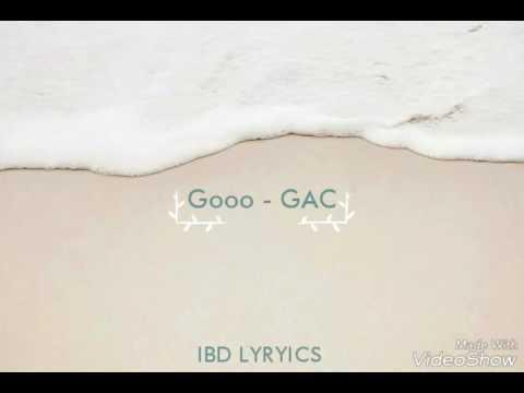 Gooo - GAC (Lyric Video)