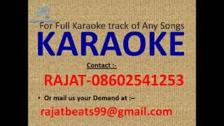 Tumhe Yaad Hoga Karaoke Track