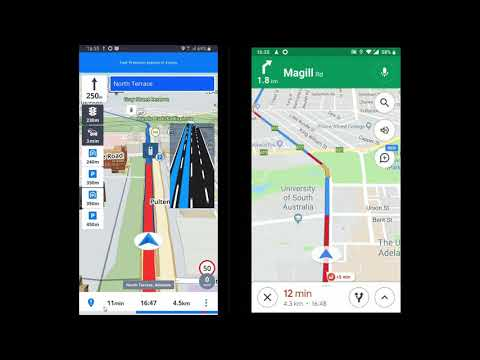Sygic vs Google Maps - Ultimate Comparison of Two Maps Apps 2019