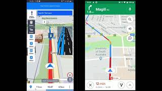 Sygic vs Google Maps - Ultimate Comparison of Two Maps Apps 2019 screenshot 4