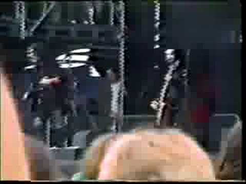 cradle of filth live haunted shores dynamo 1997