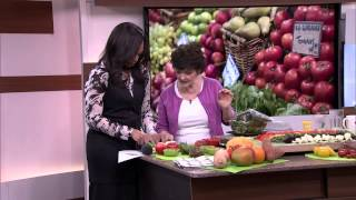 Tips For Eating More Fruits & Veggies