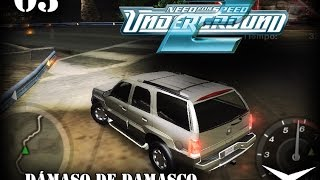 03.Llegan los derrapes (Need for Speed Underground 2) // Gameplay Español