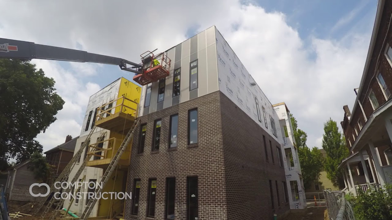 The Concord New Condo Building Construction Start To