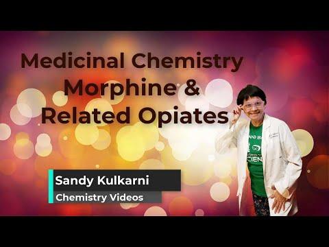 IB Medicinal Chemistry: Opiates