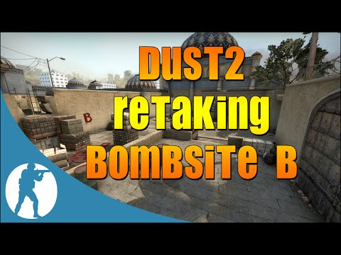 [CS:GO Tutorial] - How to Retake Bombsite B on de_dust2