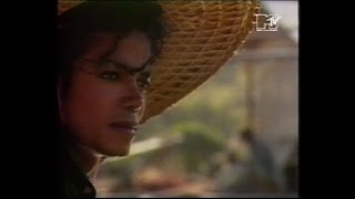 Michael Jackson - MTV Special Bad Tour-87 (fragments)
