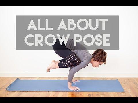 Crow Pose Tutorial