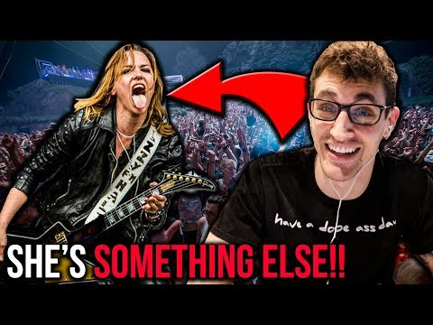 Oh Sh*t!!! | FIRST TIME Hearing HALESTORM -