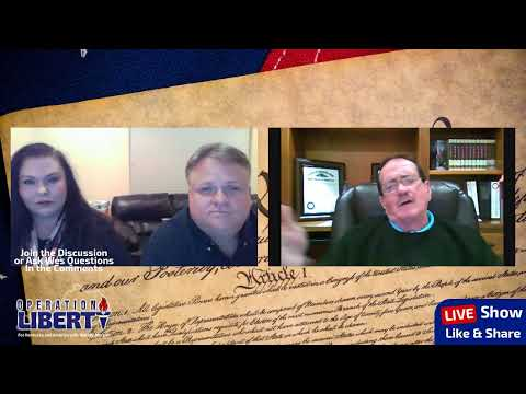 OPERATION LIBERTY FOR KENTUCKY & AMERICA with C. WESLEY MORGAN