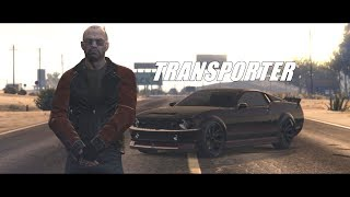 Gta 5 - TRANSPORTER | Action Movie
