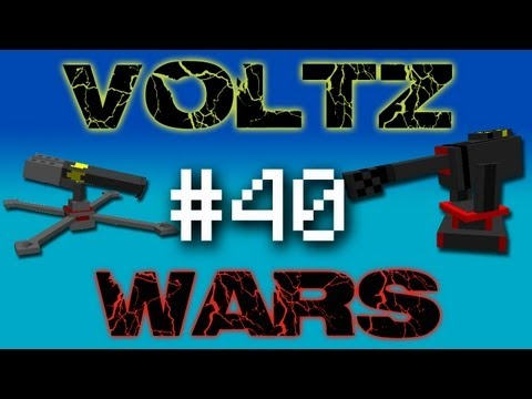 Minecraft Voltz Wars - Awesome Weapons of Death #40