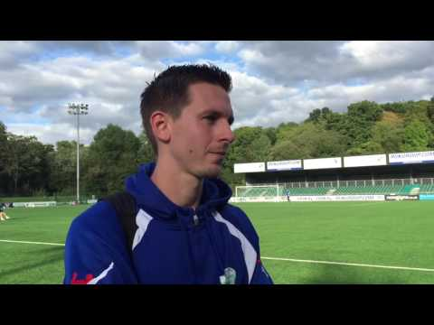 Post - match Interview with Steve Saunders - Bangor