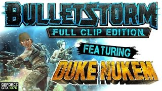 Bulletstorm Full Clip Edition Deutsch #01 - Lets Play - Deutsch / German