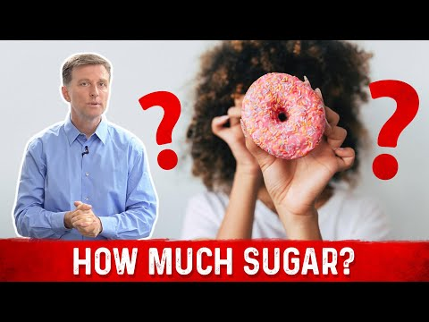How Much Sugar is Okay to Eat in Your Diet?
