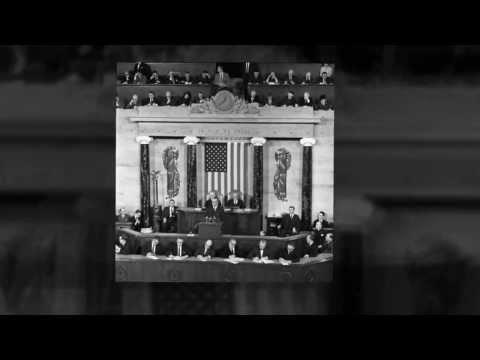 Lyndon Johnson Declares Unconditional War on Poverty