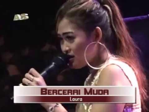 BERCERAI MUDA - LAURA VARERE - OM ANTHASENA LIVE SIGONG
