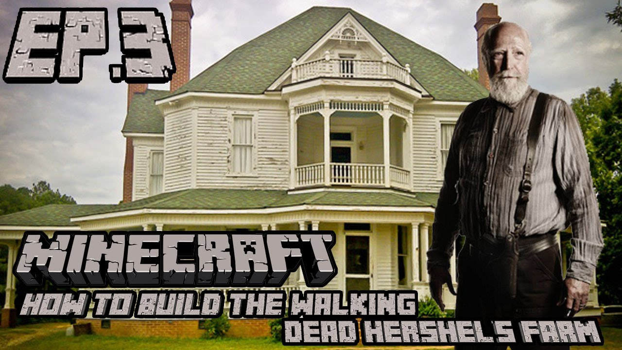 Download How to Build The Walking Dead Hershel's Farm Ep.3 - Hershel's House Part 3