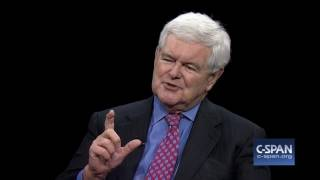 Newt Gingrich on VA Secretary McDonalds Disney comments (C-SPAN)