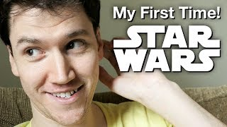 Watching Star Wars for the First Time • 12.12.18