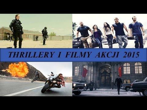 Najlepsze thrillery i filmy akcji 2015 - YouTube
