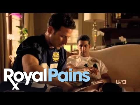 """Download Royal Pains - """"But There's a Catch"""" - Episode 2 Preview Clip"""