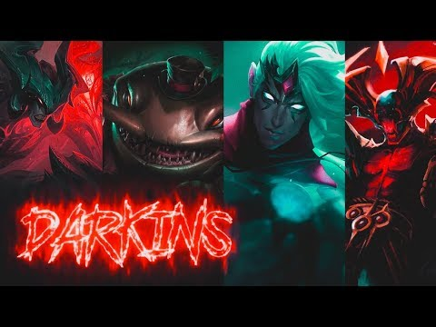 Rap Dos Darkins |  League Of Legends | Rap Geek #6 MZero Beats