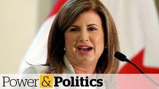 Rona Ambrose won't run for Conservative leadership | Power & Politics