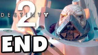Destiny 2 - gameplay walkthrough part 11 - ending! ghaul boss fight! (ps4 pro)