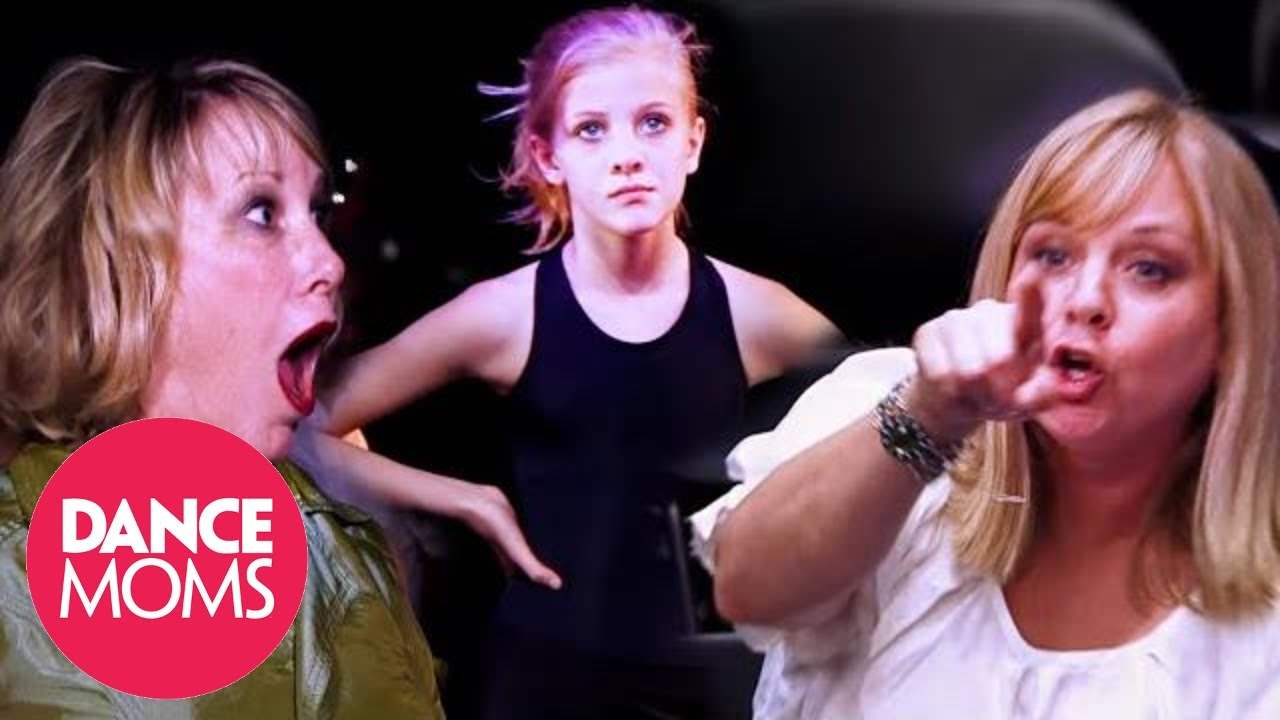 """""""They're Gonna Chew You Up and Spit You Out"""" DRAMA at the Dance Concert (S2 Flashback) 