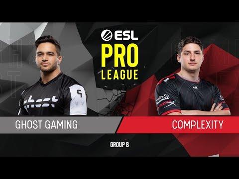 CS:GO - compLexity vs. Ghost [Nuke] Map 3 - Group B - ESL Pro League Season 9 Americas