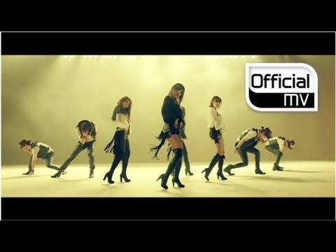 [MV] Brown Eyed Girls(브라운아이드걸스) _ KILL BILL(킬빌) (Dance ver.)
