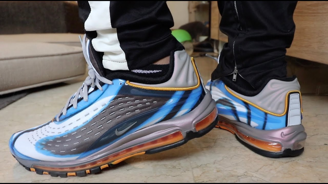 Nike Patike Nike Air Max Deluxe 2018 Review And On Feet