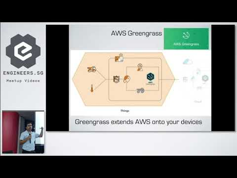 AWS Green grass on Drone for aerial 3D mapping - AWS User Group Singapore