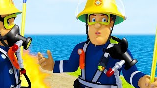 Fireman Sam New Episodes | Fireman Sam Outdoor Rescues! | Pioneers Adventure 🔥 Cartoon for Children