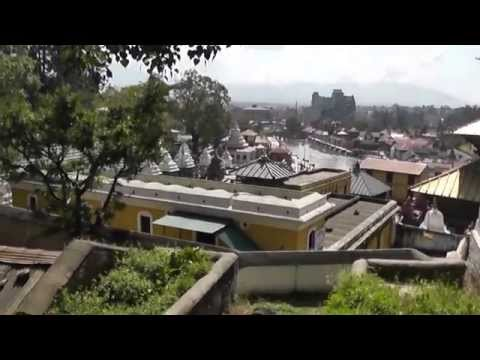 My Golden Years Travel - Visit to Pashupatinath Temple Complex 21st Oct 2014