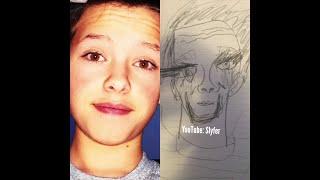 How to draw Jacob Sartorius @jacobsartorius