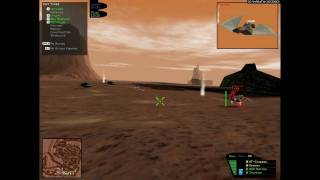 Battlezone 1(PC Game)- Escape from Mars part 1