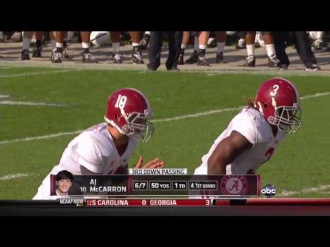 2011 #3 Alabama vs. #23 Penn State Highlights