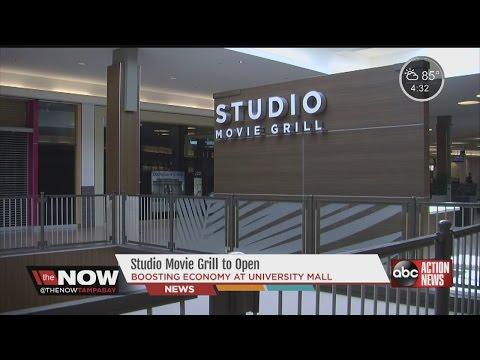 Studio Movie Grill set to re-energize University Mall #thenowtampabay