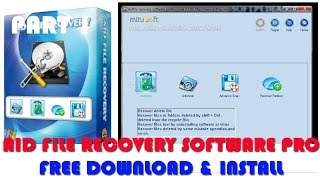 Retail Aid file Recovery Software Pro Download Free and Install