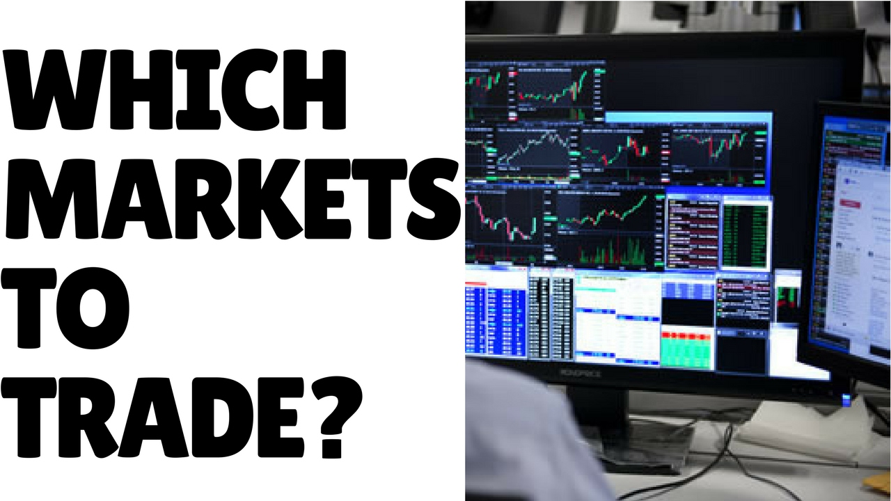 Lesson 10: Which Markets to Trade?
