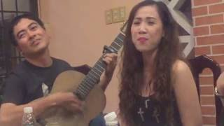 Ca sĩ Thanh Thủy - Guitar Hồ Phước Hiếu