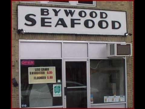 Fish Market Philadelphia, PA. - Bywood Seafood Market