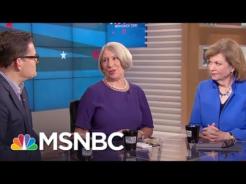 70% Of Americans Have Negative View On Race Relations In NBC/WSJ Poll | MTP Daily | MSNBC