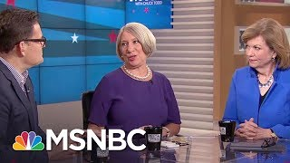70% Of Americans Have A Negative View On Race Relations In NBC/WSJ Poll | MTP Daily | MSNBC
