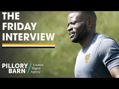 The Friday Interview - George Elokobi (02/08/19)